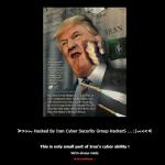 دفیفیس وب سایت دولتی آمریکایی؛ هکرهای ایرانی به شهادت سردار سلیمانی واکنش نشان دادند